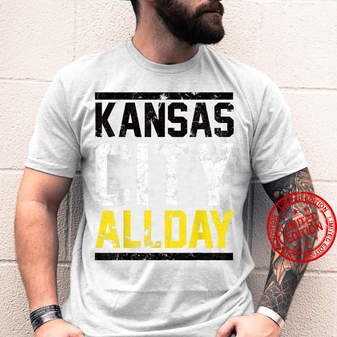 Kansas City All Day Retro Shirt