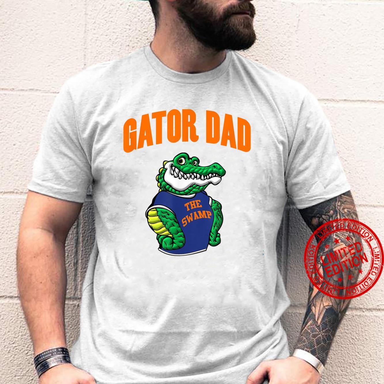 Mens Dad Gator Shirt