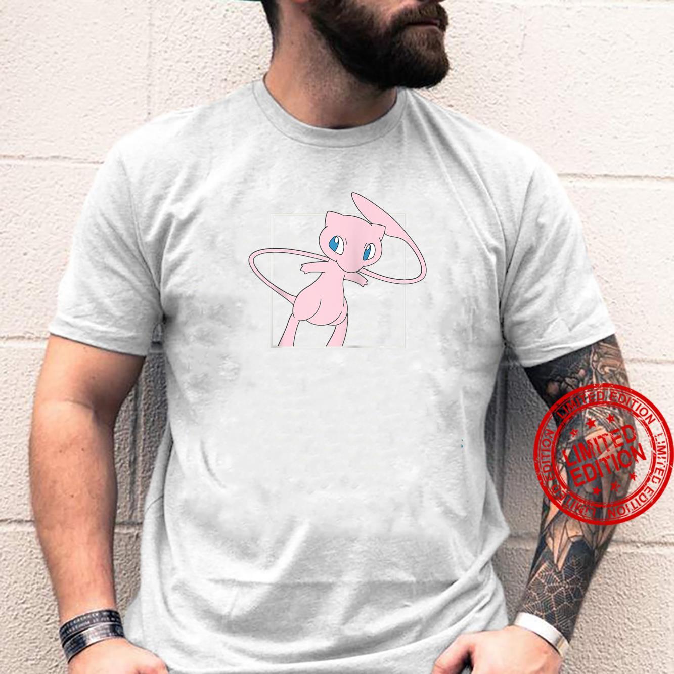 Pokemon Mew Katana Shirt