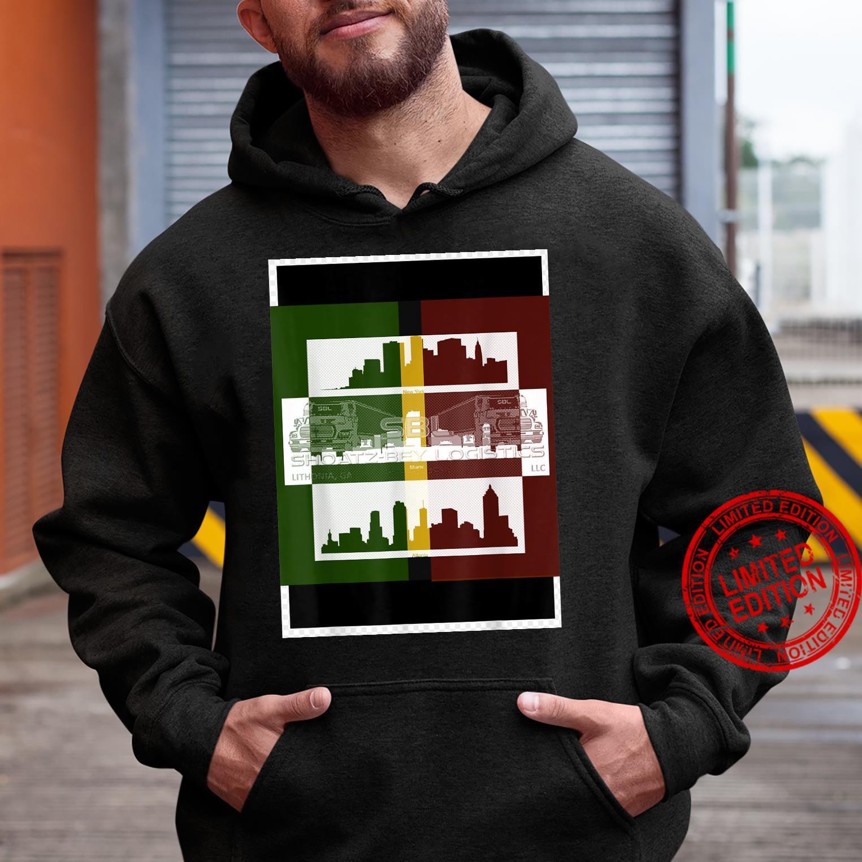 SBL Shirt hoodie