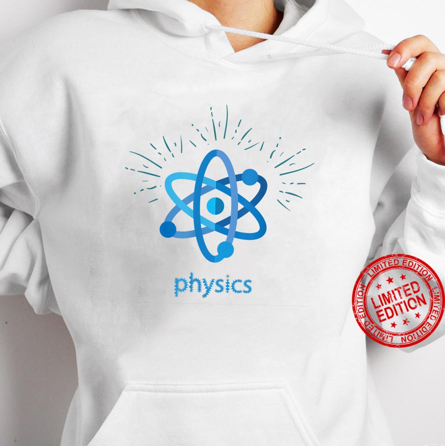 Science Atoms Shirt hoodie