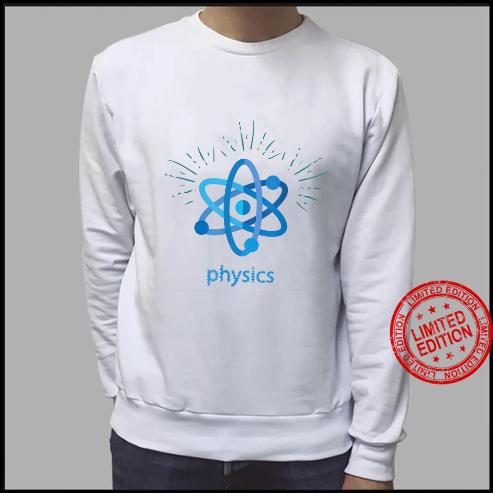 Science Atoms Shirt sweater