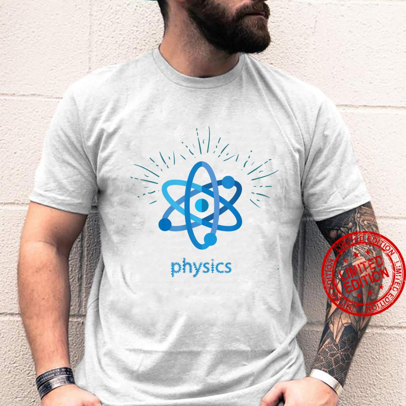 Science Atoms Shirt
