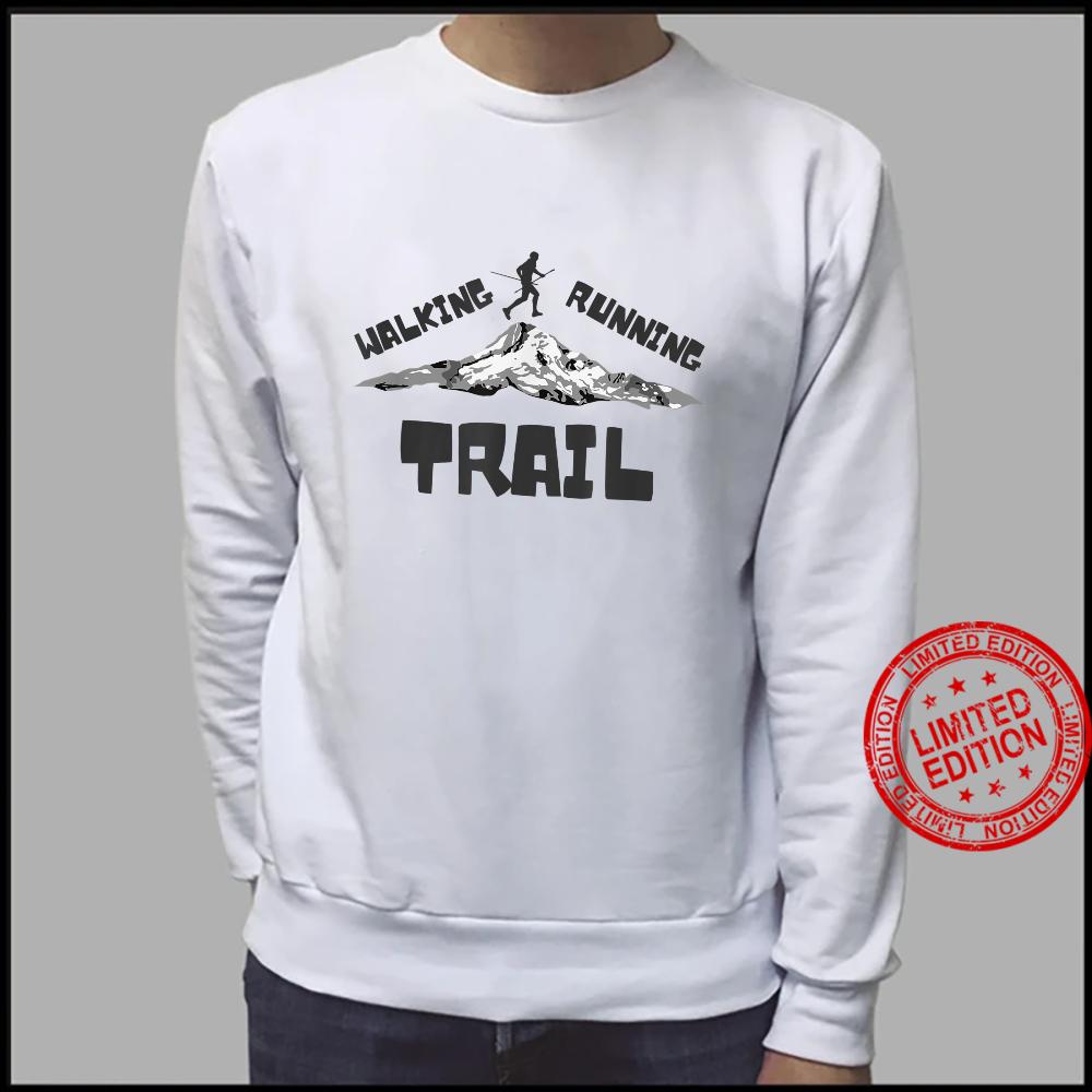 Trail Running or Walking Shirt sweater