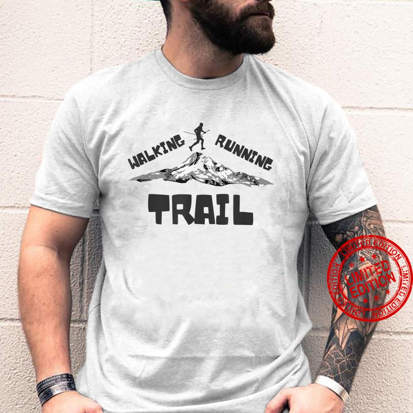 Trail Running or Walking Shirt