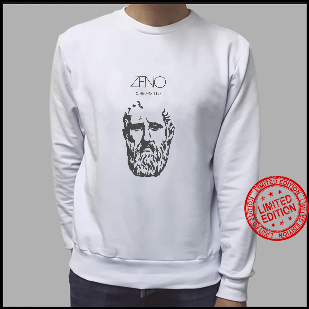 Zeno Ancient Greek Philosopher Shirt sweater