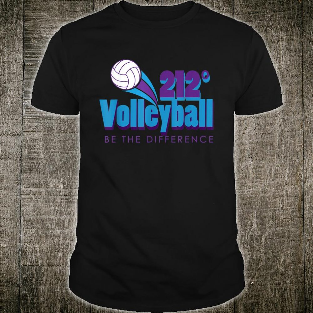 212 Volleyball Original Design Shirt