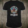 Anchorman Ron Burgundy I'm Kind Of A Big Deal Circle Shirt