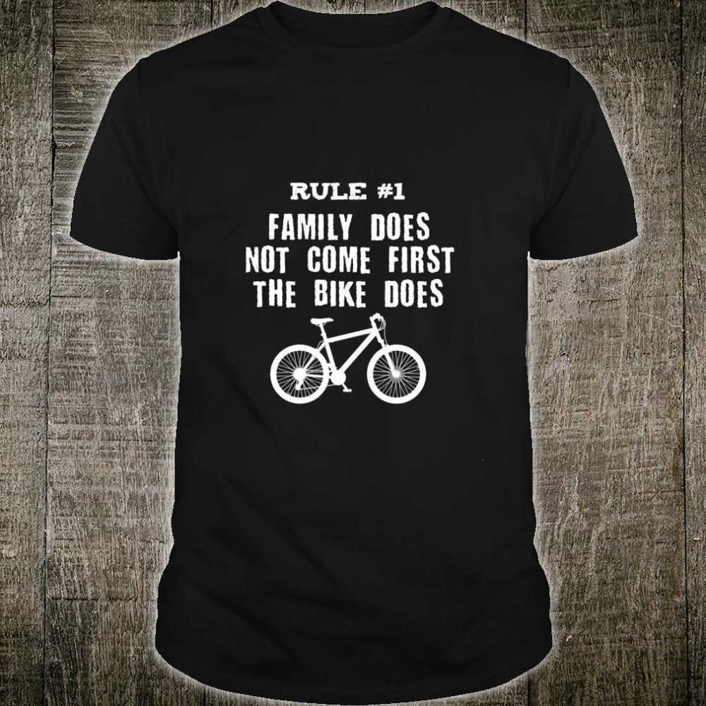 Bike First Shirt