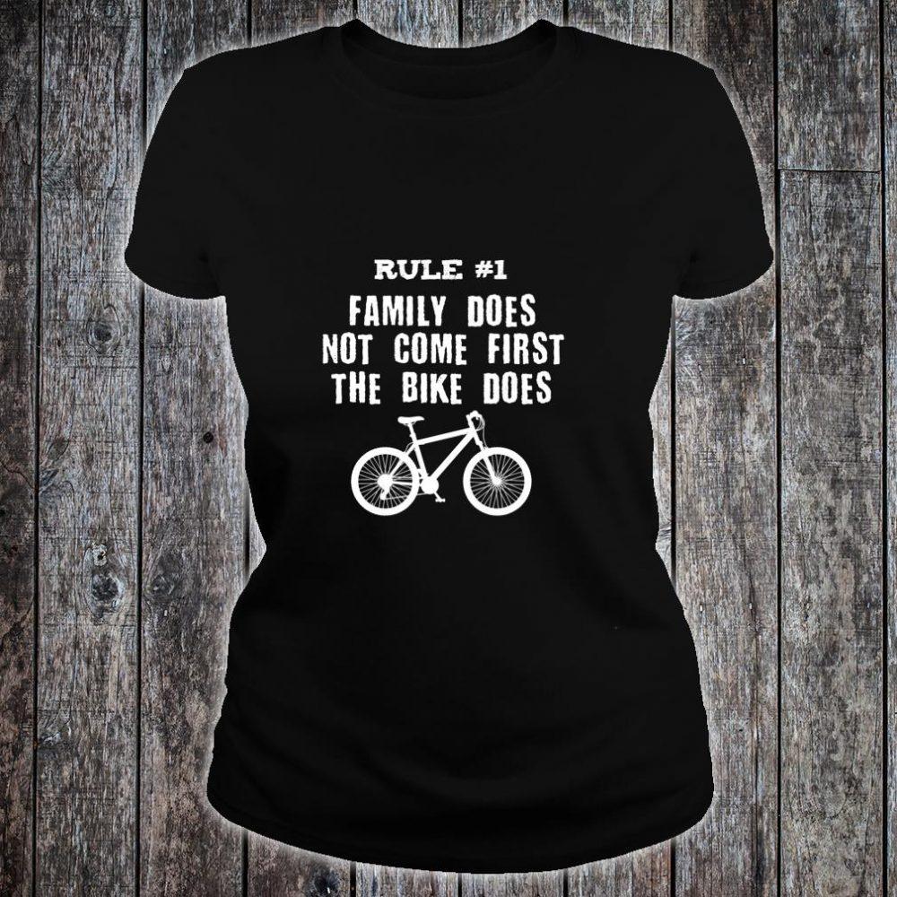 Bike First Shirt ladies tee