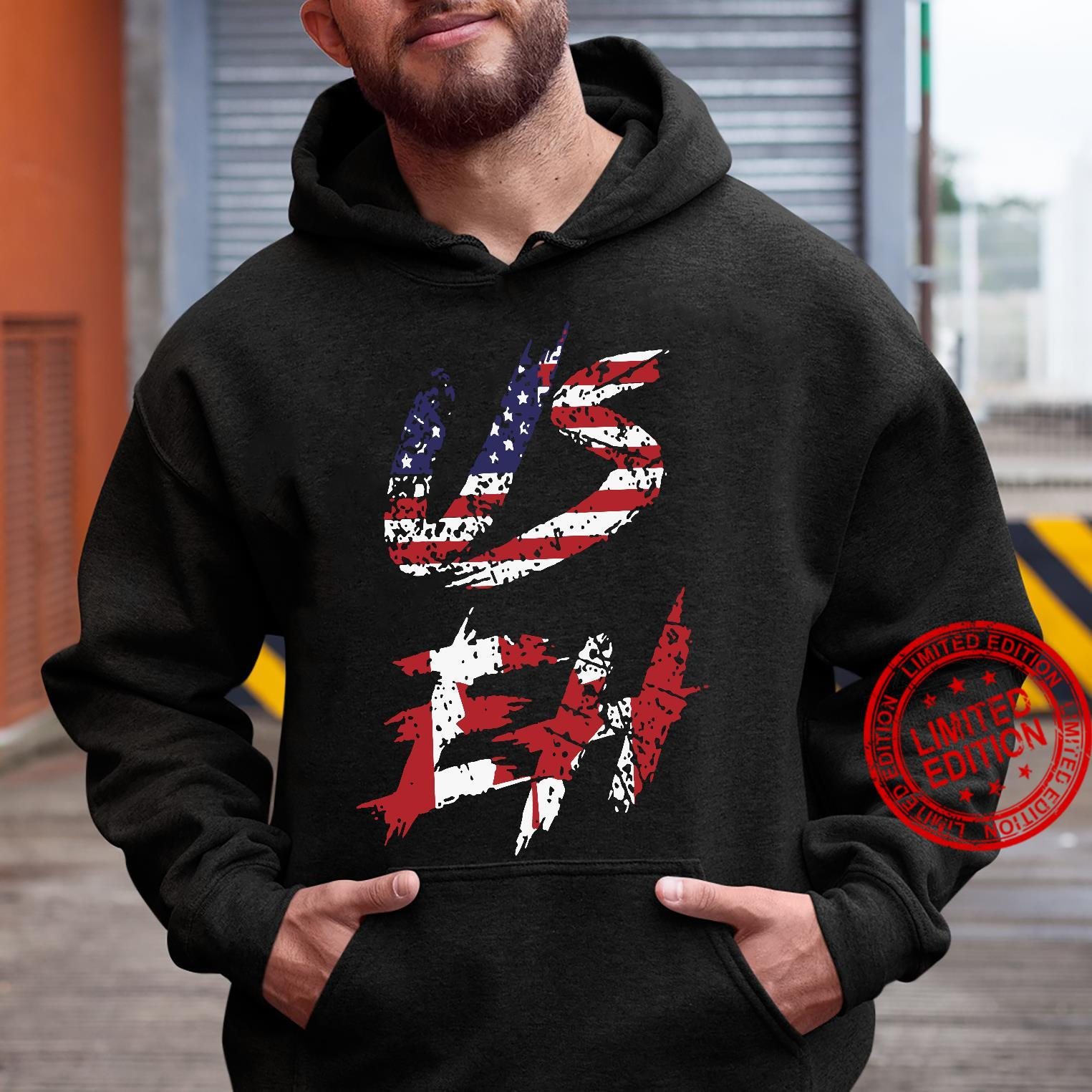 Canadian American US EH Canada Day shirt hoodie