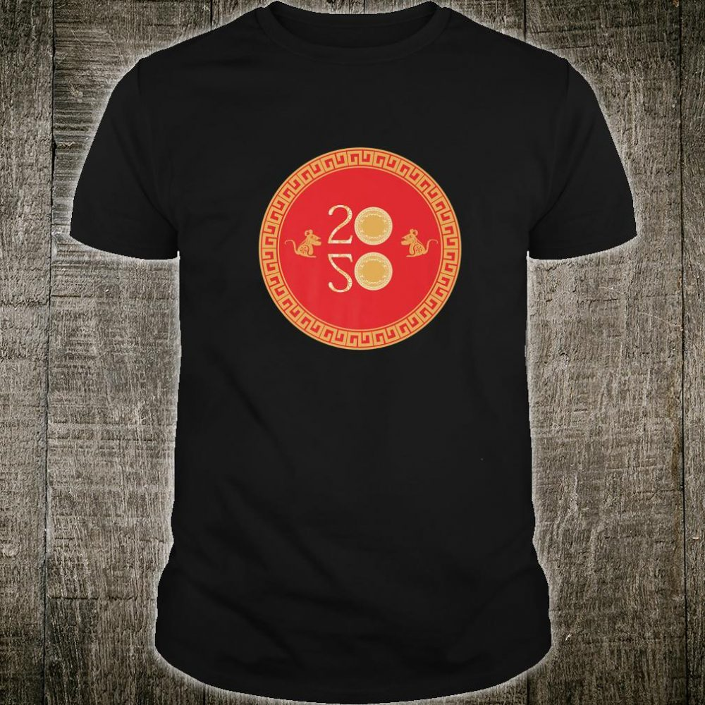 Chinese New Year of the Rat 2020 Shirt