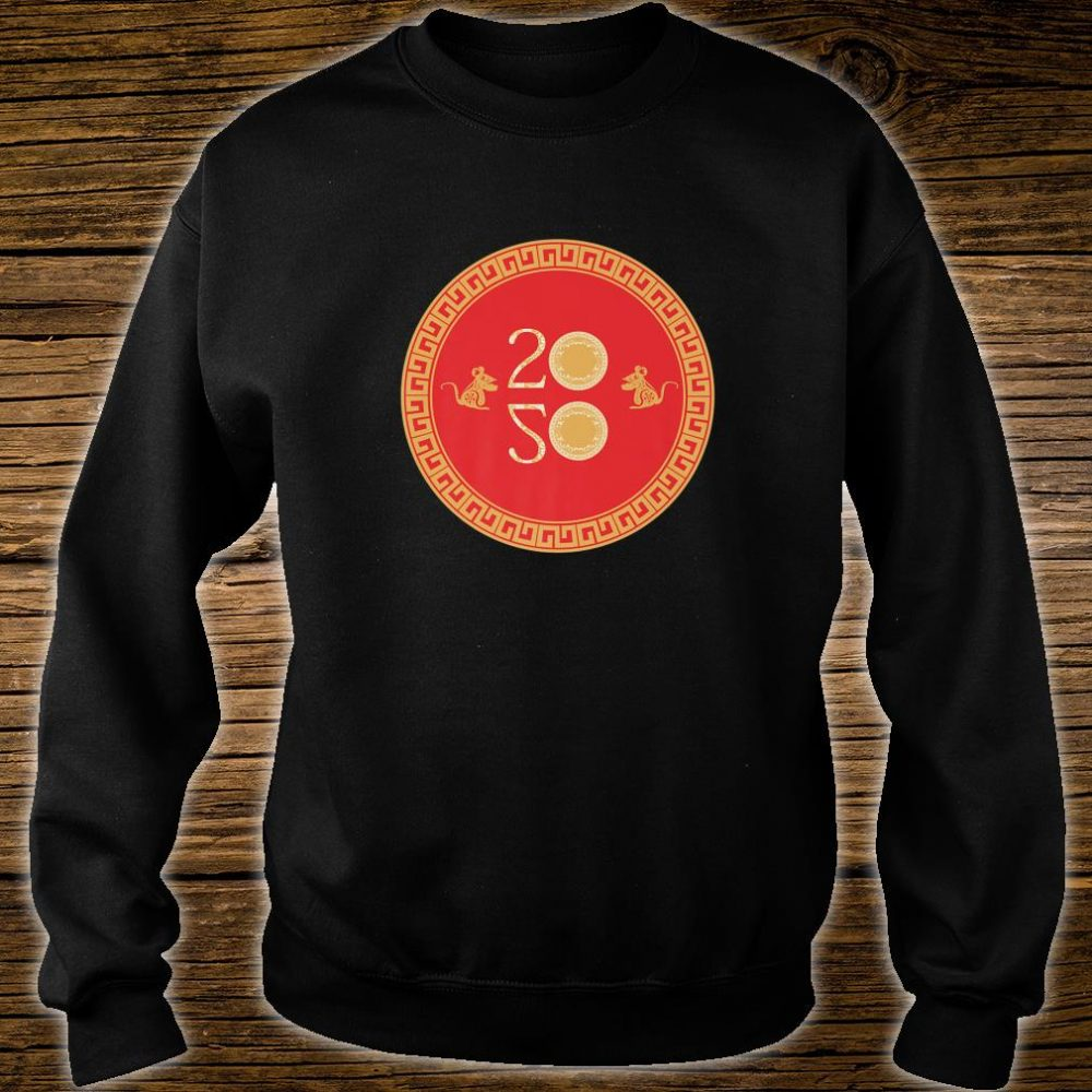 Chinese New Year of the Rat 2020 Shirt sweater