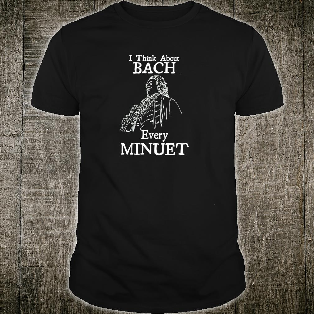 Classical Music Composers Music Shirt
