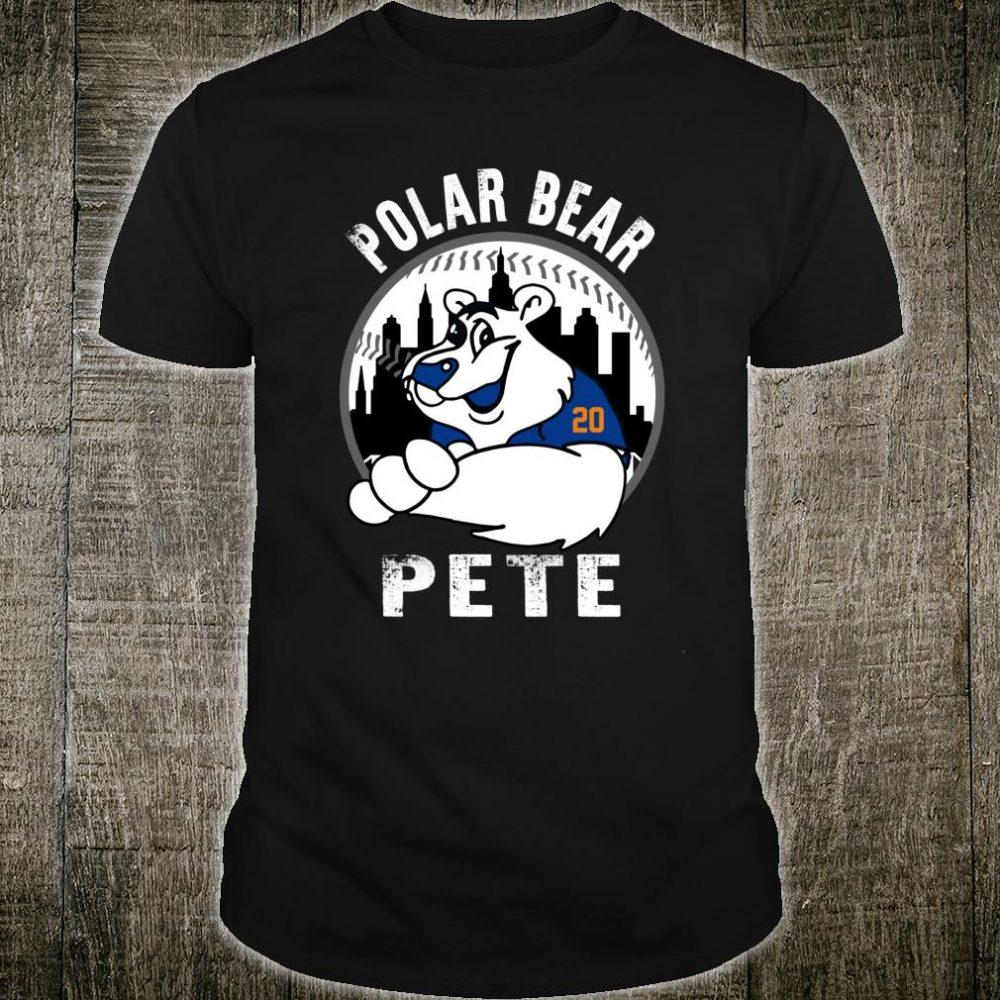 Graphic Pete Alonso Baseball Apparel Shirt