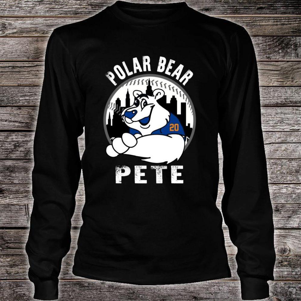Graphic Pete Alonso Baseball Apparel Shirt long sleeved