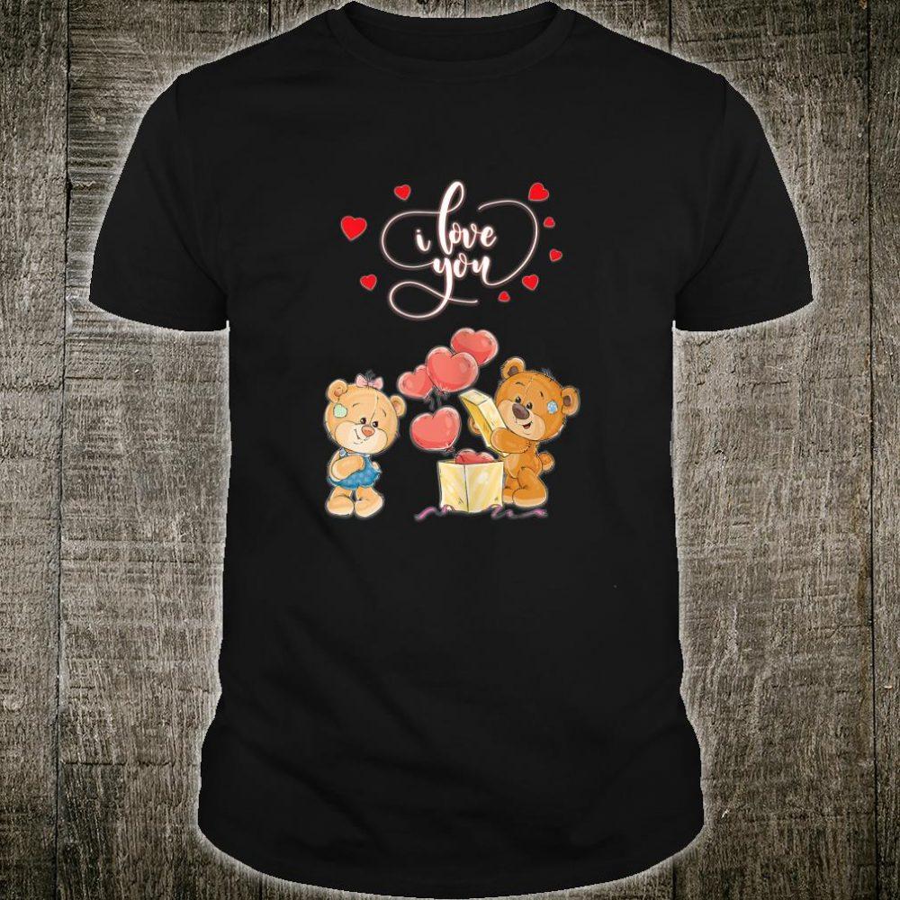 I Love You Valentine's Day 2019 Shirt