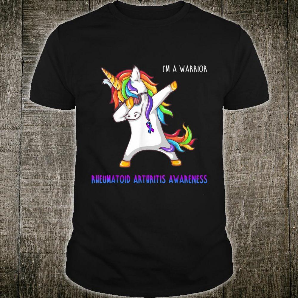 I'm A Warrior Rheumatoid Arthritis Awareness Shirt