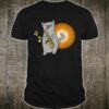 Jazz CatSax Spieler Geschenkidee Shirt