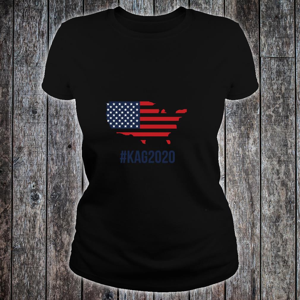 Keep America Great 2020 #KAG2020 Shirt ladies tee