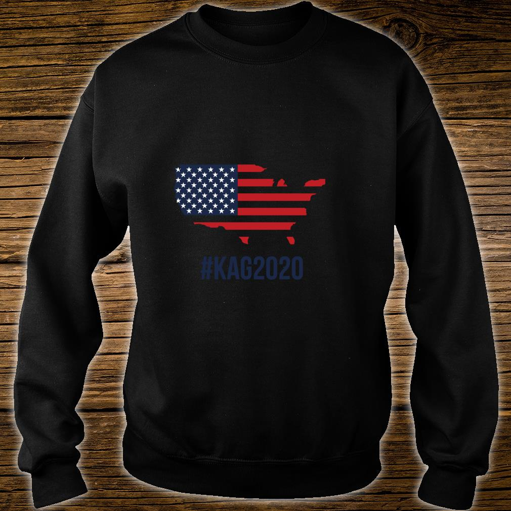 Keep America Great 2020 #KAG2020 Shirt sweater