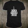 Kick Boxer King Kickboxing Martial Arts Shirt