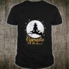 Namaste Witches T Shirt Halloween Yoga V-Neck T-Shirt