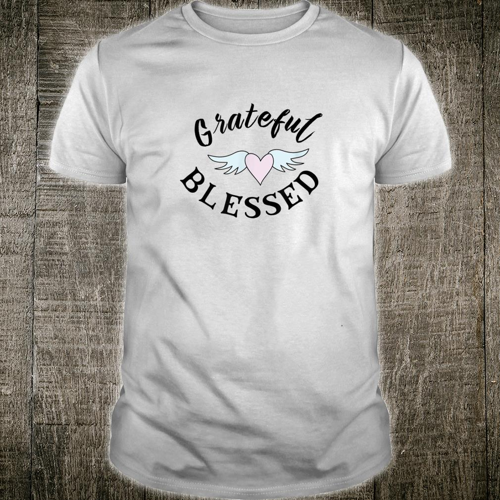 Nsomnia330 Grateful Blessed Novelty Shirt