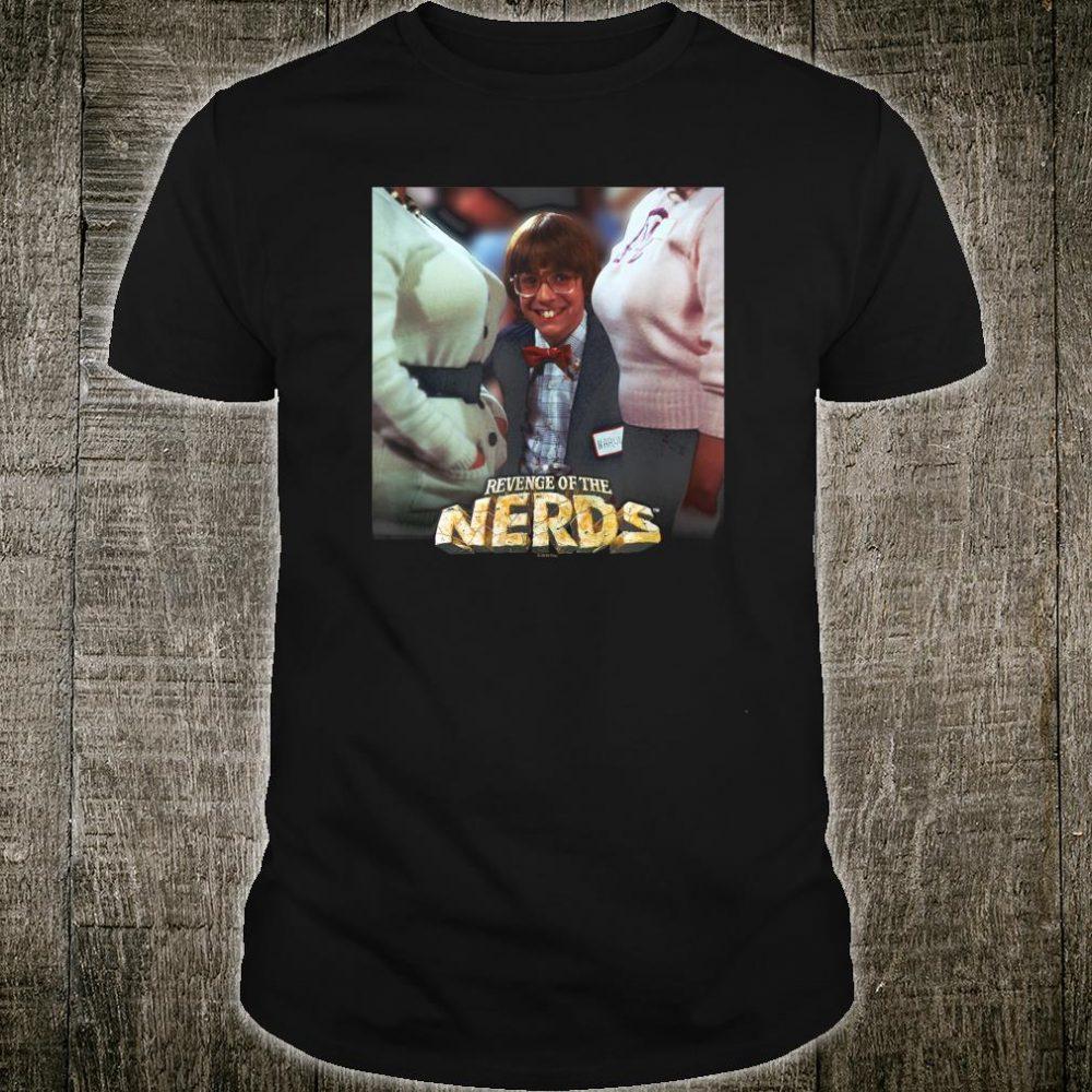 Revenge of the Nerds Harold Shirt