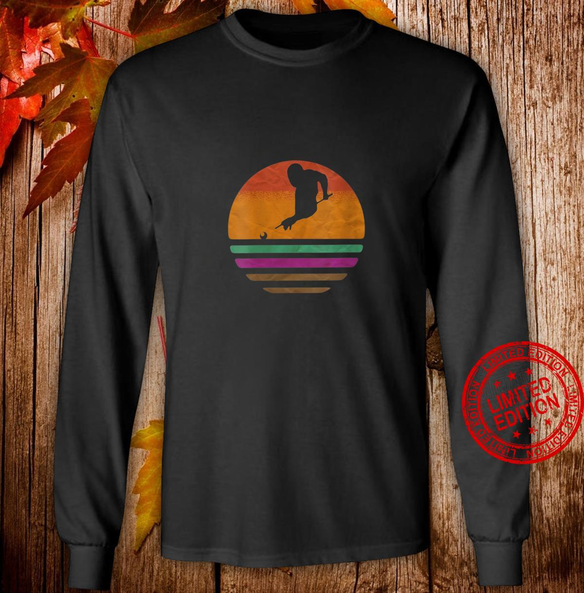 Womens sunset Cool Pool Billiard It Worked In My Head Shirt long sleeved